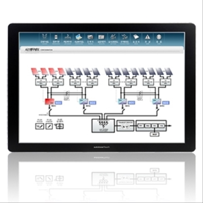 AutoBase Touch Panel PC Basic 24 Inch || Touch Panel Computer