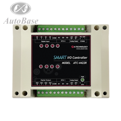 Smart Iot Controller ATC-4422R 4DI 4DO 2AO 2RTD
