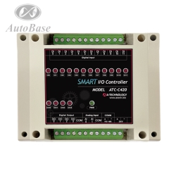 Smart Iot Controller ATC-C420 12DI 4DO 2AI