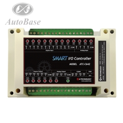 Smart Iot Controller ATC-C642 12DI 6DO 4AI 2AO