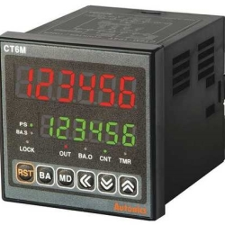 Bộ đếm Counter Timer Autonics CT6M-I4 100-240VAC
