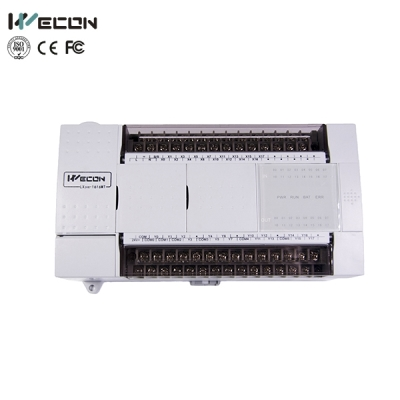 PLC Wecon LX3VM-1616MT4H 16 DI 16 DO Transistor